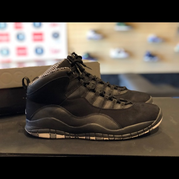 Nike Air Jordan 10 X Retro Stealth Size 11